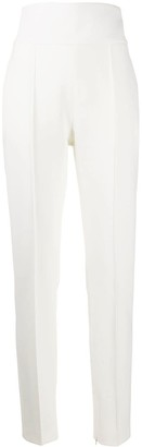 Alexandre Vauthier High-Waisted Tailored Trousers