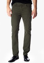 7 For All Mankind Men's The Straight Modern Straight-Leg Pant in Luxe Performance Sateen