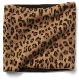 Gap Leopard neckwarmer