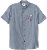 Reef Men's Bluez S/S Shirt 8151789