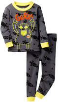 Petit Lem Long Sleeve Pajama Set (Baby Boys)