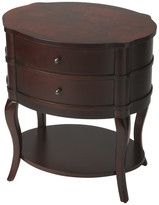 Butler Specialty Company Jarvis Plantation Cherry Oval Side Table