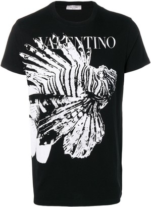 Valentino Tiger print T-shirt