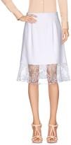 Carven Knee length skirts - Item 35309302