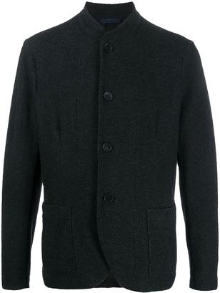 Harris Wharf London Long-Sleeve Cardigan Jacket