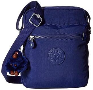 Kipling Livie Crossbody (Cobalt Dream) Handbags