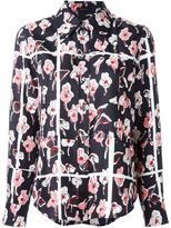 Marc Jacobs floral print shirt - women - Silk - 8