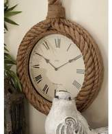 Wayfair Rope Wall Clock