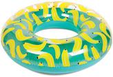 Sunnylife Round Inflatable Banana Bath
