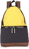 Marni Tri-colour nylon backpack