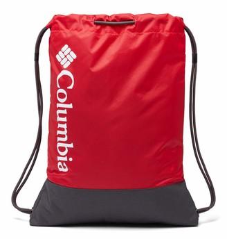 Columbia Drawstring Pack Nylon & Polyester Bag