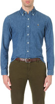Polo Ralph Lauren Slim-fit denim sport shirt