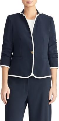 Rachel Roy Gathered Blazer (Plus Size)