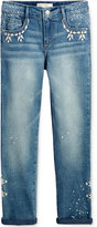 Jessica Simpson Monroe Tomboy Jeans, Big Girls (7-16)