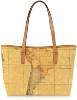 "Alviero Martini 1a Prima Classe - Geo Printed Medium ""New Basic"" Tote Bag"