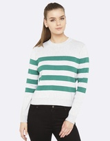 Oxford Sara Striped Knit