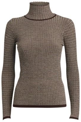 Sandro Rollneck Sweater