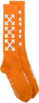 Off-White arrows socks