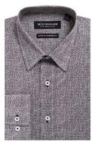 Nick Graham Heathered Button-Down Shirt