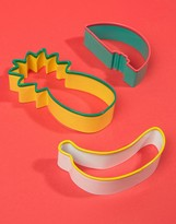 Sunnylife Fruit Salad Cookie Cutters