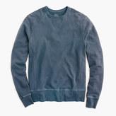 J.Crew Garment-dyed crewneck sweatshirt