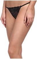 Betsey Johnson Starlet Lace Thong
