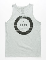 KR3W Black Days Mens Tank
