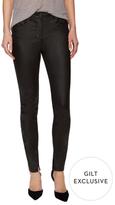 3x1 Cotton Split Cuff Skinny Jean