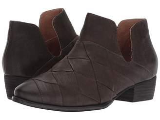 Seychelles Deep Sea Bootie (Cognac Leather) Women's Boots