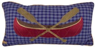 Donna Sharp Lakehouse Rectangle Decorative Pillow