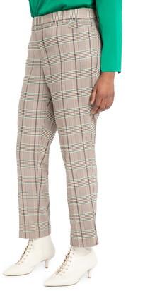 ELOQUII Plaid Kady Trousers