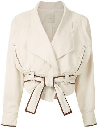 Framed Sierra oversized jacket
