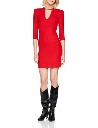 Pinko Women's Giorgio Abito Doppio DI Lana Dress