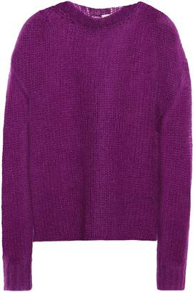 Forte Forte Forte_forte Open-knit Mohair-blend Sweater