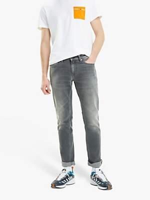 Tommy Hilfiger Tommy Jeans Slim Scanton Heritage Jeans, Dallas Grey Comfort