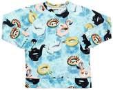Molo Swimming Pool Print Cotton Sweatshirt