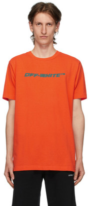 Off-White Orange Worker T-Shirt