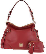 Dooney & Bourke Smooth Leather Shoulder Bag-Teagan