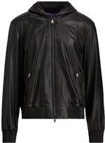 Ralph Lauren Purple Label Mitchell Leather Jacket
