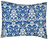 SheetWorld Percale Twin Pillow Case - Royal Damask - Made In USA