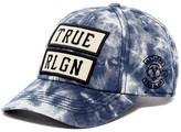 True Religion Marble Dye Baseball Cap