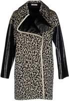 Bouchra Jarrar Overcoats - Item 41638116