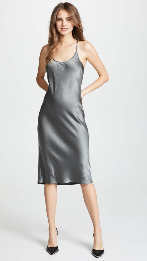 Alexander Wang Wash & Go Woven Dress