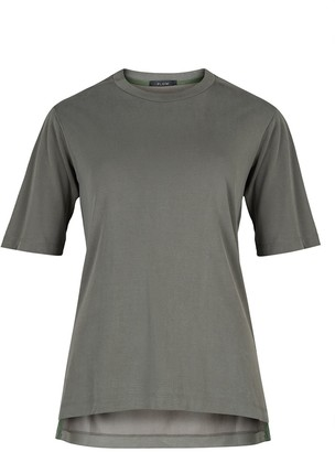 Flow Khaki T-Shirt & Minimal