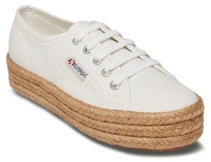 Superga Women's 2730 Cotropew Platform Espadrille Sneakers Women's Shoes