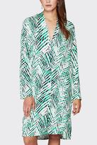 Minimum Palm Print Dress
