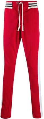 Greg Lauren Panelled Track Pants