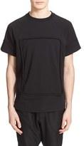 Drifter Men's 'Portal Box' Raglan Sleeve T-Shirt