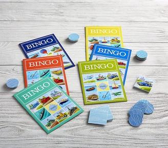 Pottery Barn Kids Transportation Bingo Game