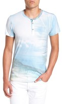 Sol Angeles Men's Quintana Henley T-Shirt